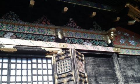 東照宮本殿