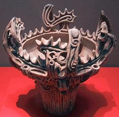 レキシ、縄文式土器