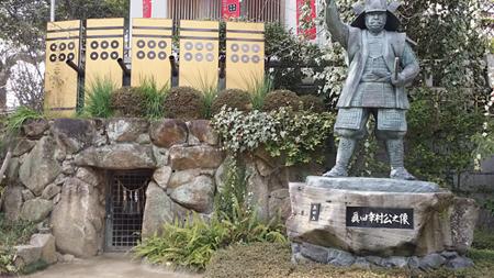 大坂城への抜け穴
